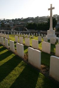 Le Tréport Military cemetery 2